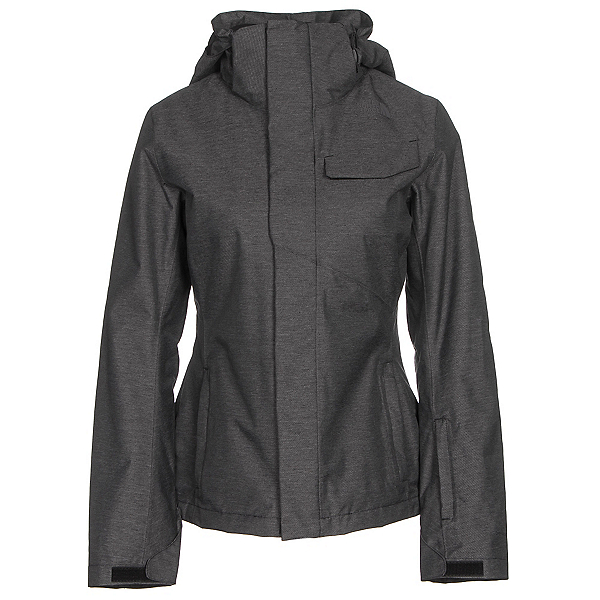 The North Face Helata Triclimate Womens Insulated Ski Jacket (Previous Season), TNF Black, 600