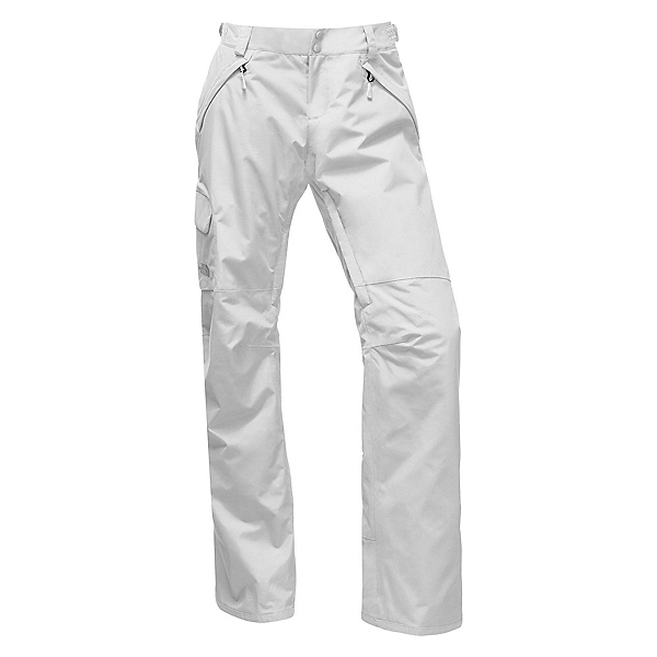 The North Face Freedom LRBC Insulated Long Womens Ski Pants (Previous Season), TNF White, 600