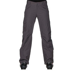 The North Face Freedom LRBC Insulated Long Womens Ski Pants (Previous Season), Rabbit Grey, 256