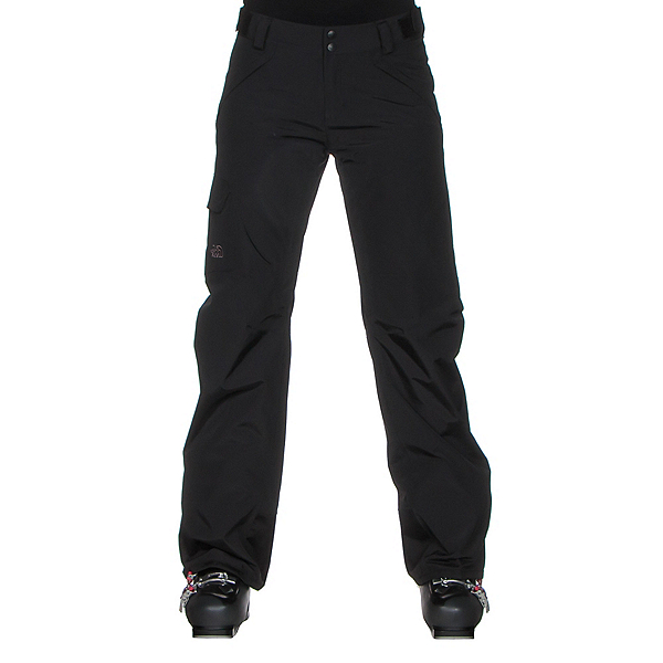 The North Face Freedom LRBC Insulated Long Womens Ski Pants (Previous Season), TNF Black, 600