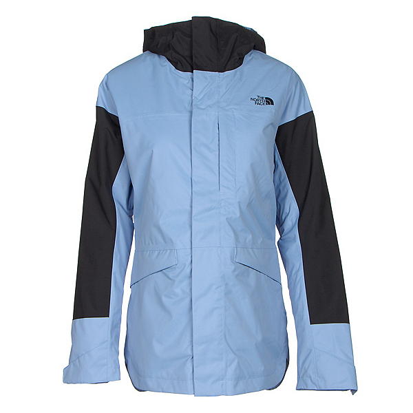 The North Face Crosstown Womens Insulated Ski Jacket (Previous Season), , 600