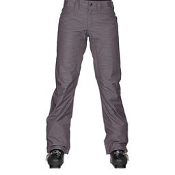 The North Face Aboutaday Womens Ski Pants (Previous Season), Rabbit Grey Heather, 256
