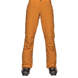 The North Face Aboutaday Womens Ski Pants (Previous Season), Citrine Yellow, 256
