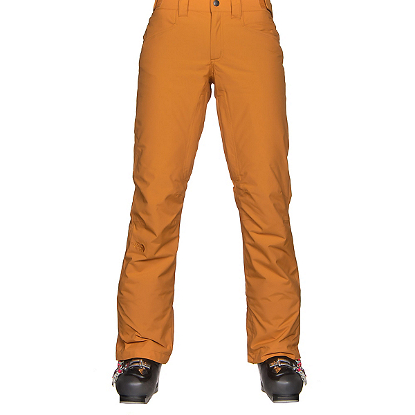 The North Face Aboutaday Womens Ski Pants (Previous Season), Citrine Yellow, 600