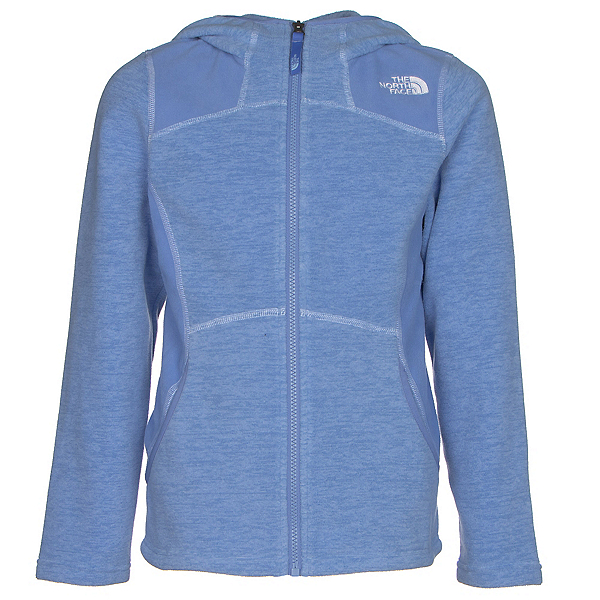 The North Face Viva Fleece Hoodie Girls Jacket (Previous Season), , 600