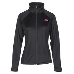 The North Face PR Agave Womens Jacket, TNF Black-Meadow Pink, 256