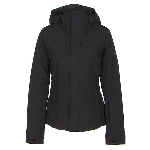 The North Face Powdance Womens Insulated Ski Jacket (Previous Season), TNF Black, 600