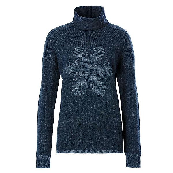 Meister Sofia Womens Sweater, Denim-Pearl Gray Heather, 600