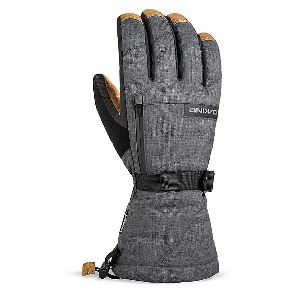 Dakine Leather Titan Gloves, Carbon, 600