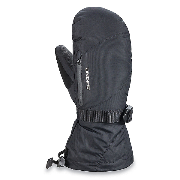 Dakine Leather Sequoia Womens Mittens, , 600