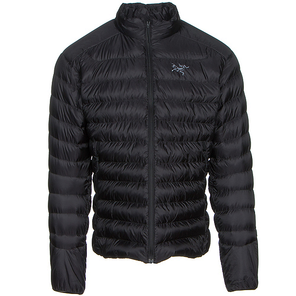 Arc'teryx Cerium LT Mens Jacket, Black, 600