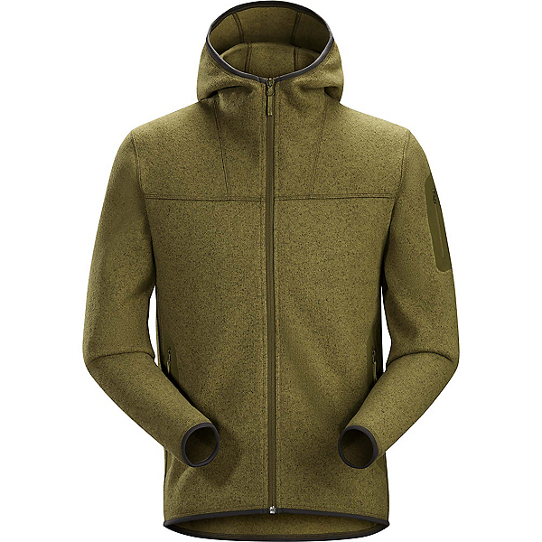 Arc'teryx Covert Hoody Mens Jacket, Roman Pine, 600