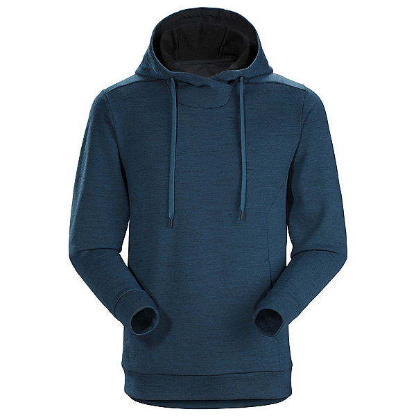 Arc'teryx Elgin Mens Hoodie, Nereus Heather, 600