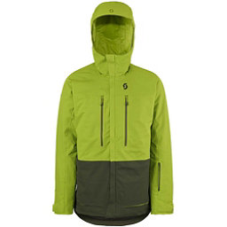 Scott Vertic 2L Mens Insulated Ski Jacket, Leaf Green-Alpine Green, 256