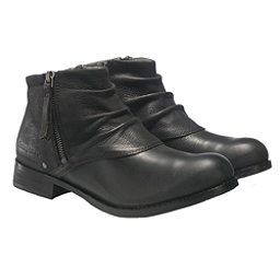 Caterpillar Irenea Womens Boots, Black-Black, 256