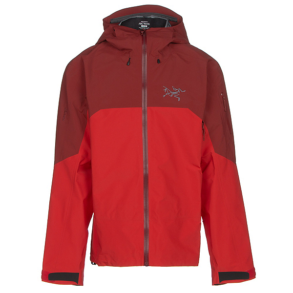 Arc'teryx Rush Mens Shell Ski Jacket, , 600