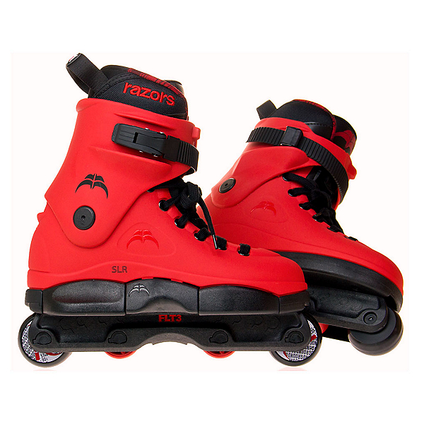 Razors SL Red Aggressive Skates, , 600