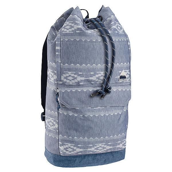 Burton Frontier Backpack, Famish Stripe, 600