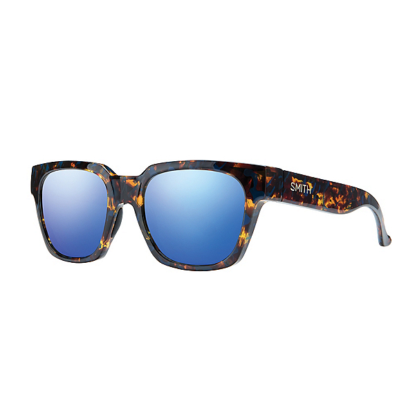 Smith Comstock Sunglasses, Flecked Blue Tortoise, 600