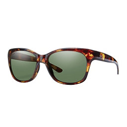 Smith Feature Polarized Womens Sunglasses, Tortoise, 256