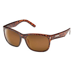 SunCloud Dashboard Sunglasses, Tortoise-Brown Polarized, 256