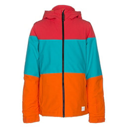 O'Neill Coral Girls Snowboard Jacket, Exuberance, 256