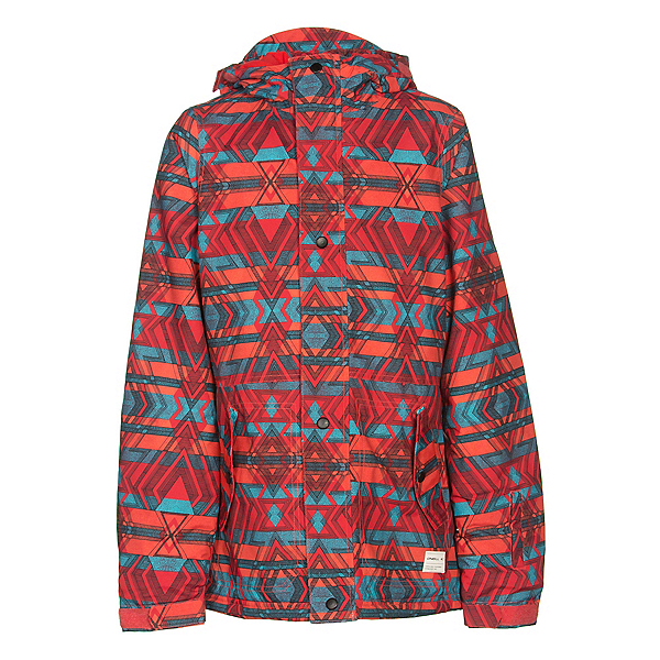 O'Neill Mystic Girls Snowboard Jacket, , 600