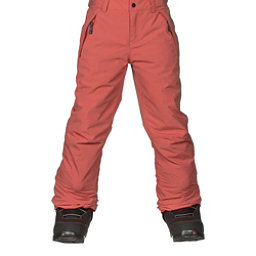 O'Neill Charm Girls Snowboard Pants, Burnt Sienna, 256