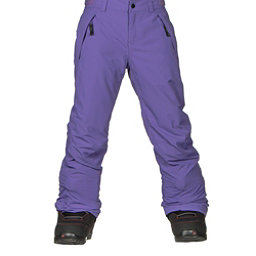 O'Neill Charm Girls Snowboard Pants, Grape Soda, 256