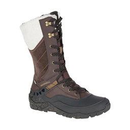 Merrell Aurora Tall Ice Waterproof Womens Boots, Espresso, 256