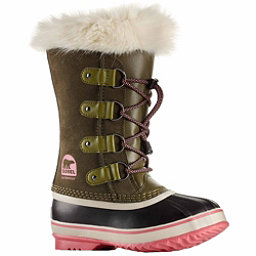 Sorel Youth Joan Of Arctic Girls Boots, Nori-Winter Rose, 256