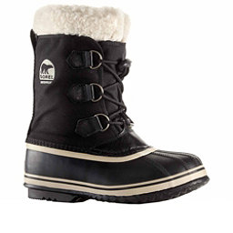 Sorel Yoot Pac Boys Boots, Black, 256