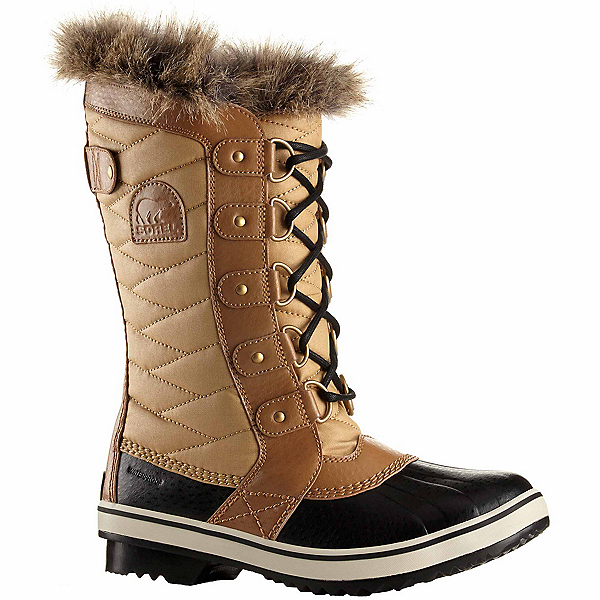 Sorel Tofino II Womens Boots, Curry-Fawn, 600