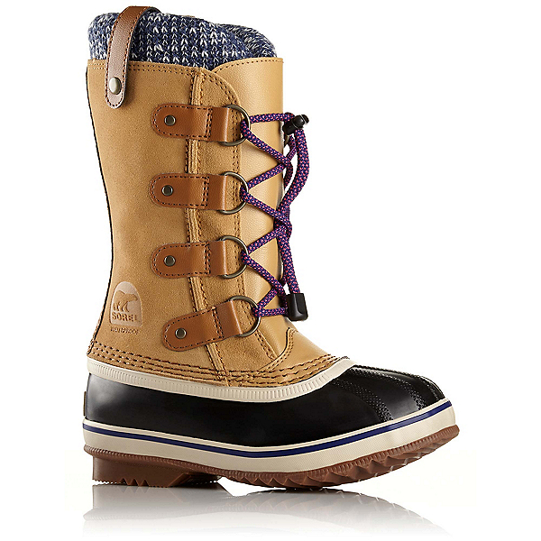 Sorel Joan Of Arctic Knit Girls Boots, , 600
