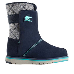 Sorel Rylee Girls Boots, Collegiate Navy, 256