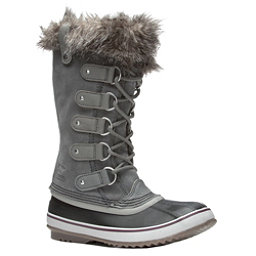 Sorel Joan Of Arctic Womens Boots, Quarry-Black, 256