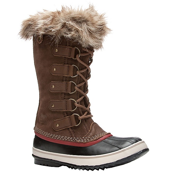 Sorel Joan Of Arctic Womens Boots, Umber-Red Dahl, 600