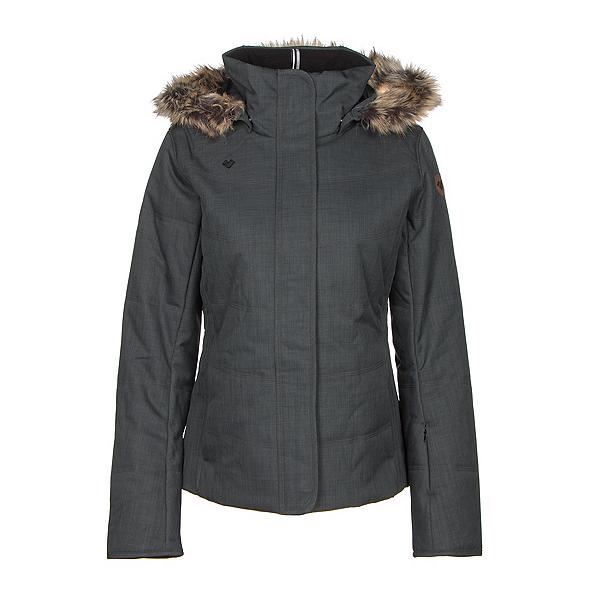 Obermeyer Tuscany w/Faux Fur Womens Insulated Ski Jacket, , 600