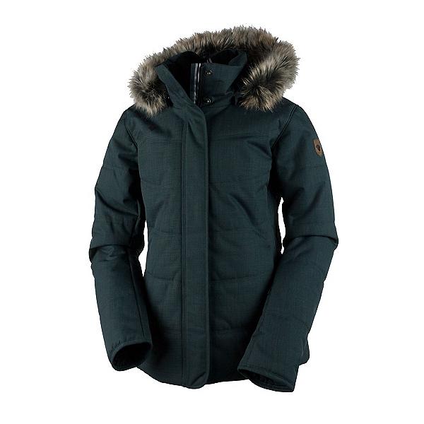 Obermeyer Tuscany Petite w/Faux Fur Womens Insulated Ski ...