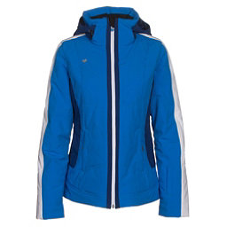 Obermeyer Chamonix Womens Insulated Ski Jacket, Stellar Blue, 256
