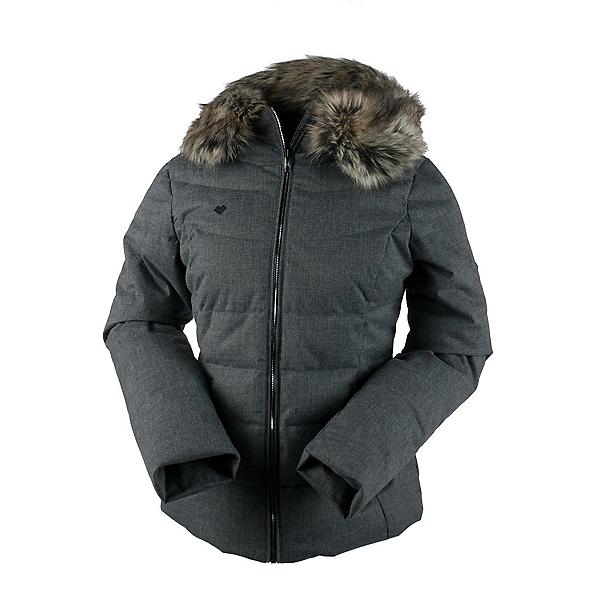 Obermeyer Bombshell w/Faux Fur Womens Insulated Ski Jacket, , 600