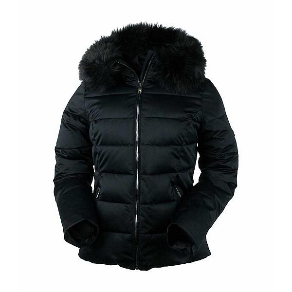 Obermeyer Bombshell Petite w/Faux Fur Womens Insulated Ski Jacket, , 600
