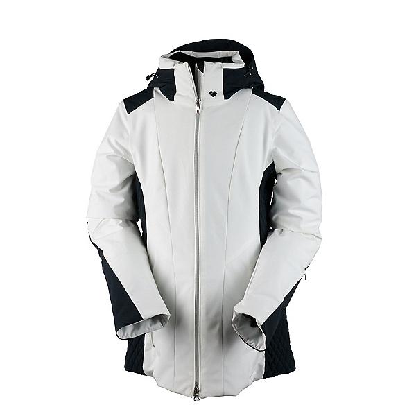 Obermeyer Siren Petite Womens Insulated Ski Jacket, White, 600