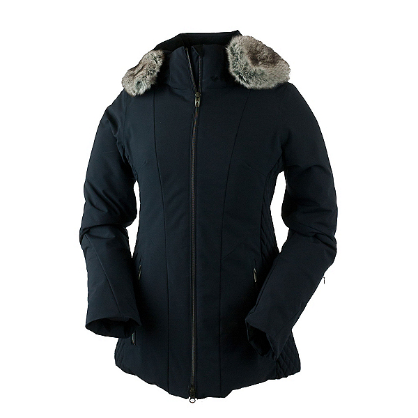 Obermeyer Siren w/Faux Fur Womens Insulated Ski Jacket, , 600