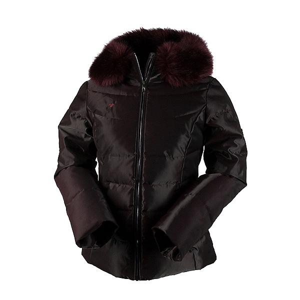 Obermeyer Bombshell SE w/Faux Fur Womens Insulated Ski Jacket, , 600