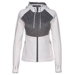 Obermeyer Kit Hybrid Insulator Womens Jacket, White, 256