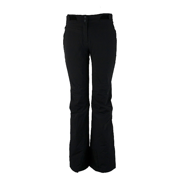 Obermeyer Warrior Short Womens Ski Pants, Black, 600