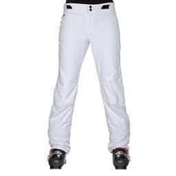 Obermeyer Warrior Womens Ski Pants, White, 256