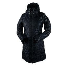 Obermeyer Desi Long Insulator Womens Jacket, Black, 256