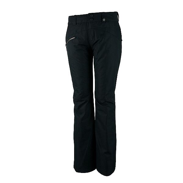 Obermeyer Malta Short Womens Ski Pants, Black, 600